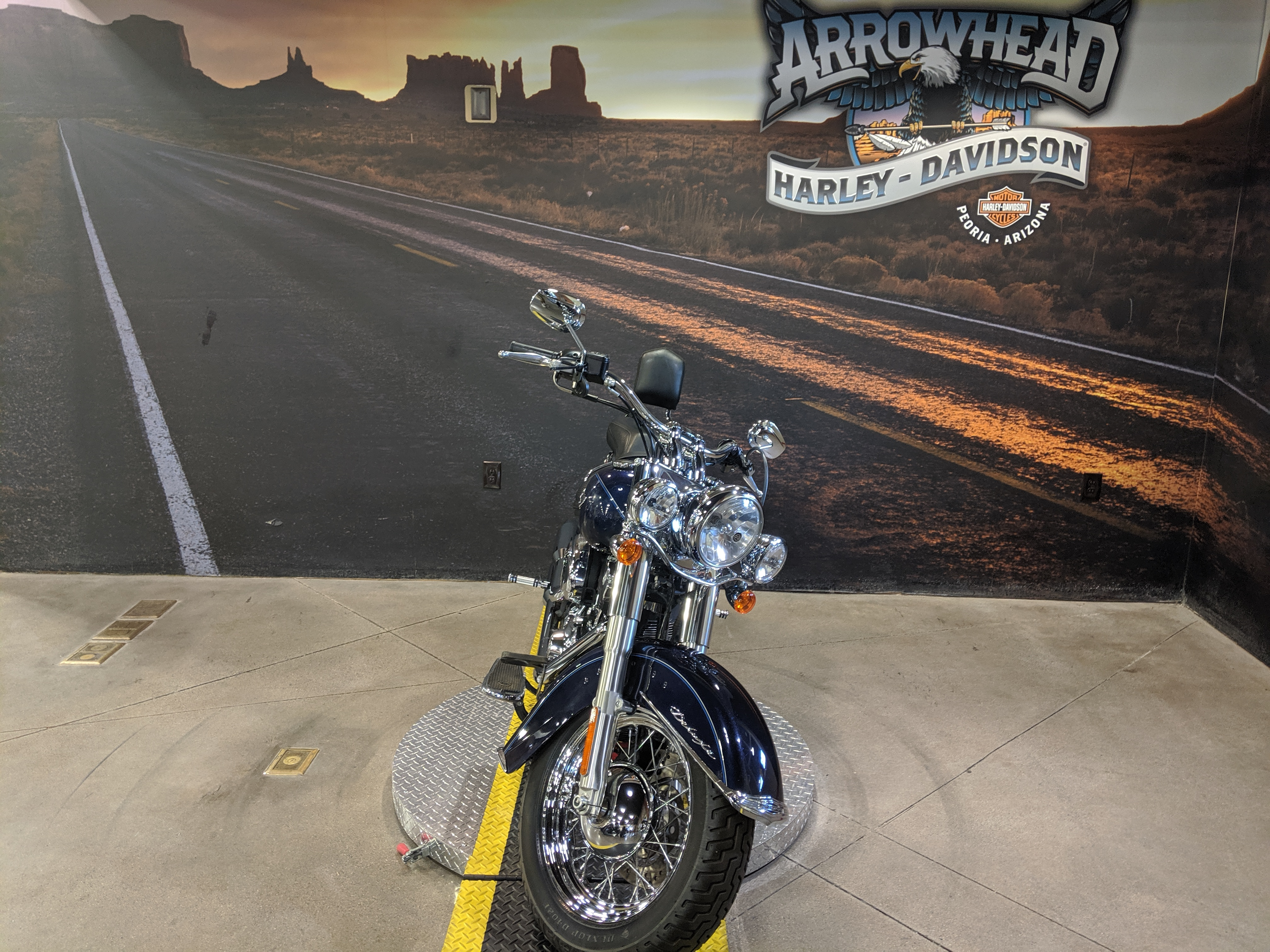 Pre-Owned 2014 Harley-Davidson Deluxe