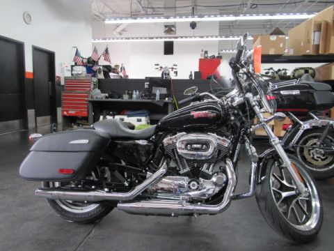 Pre-Owned 2015 Harley-Davidson SuperLow 1200T