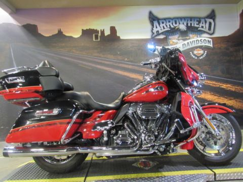 Pre-Owned 2016 Harley-Davidson CVO Limited