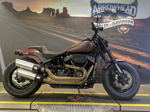 Pre-Owned 2018 Harley-Davidson Fat Bob 114