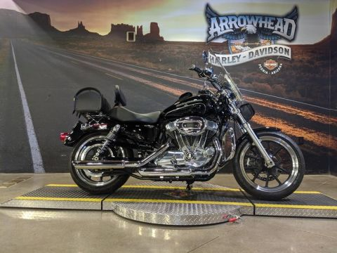 Pre-Owned 2017 Harley-Davidson SuperLow